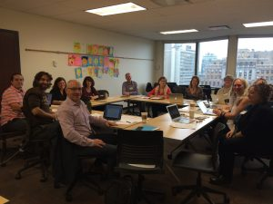2015 CATE/ACFE Working Conference at OISE/University of Toronto