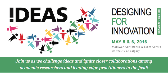 CATE - 2016 IDEAS Conference: Designing for Innovation