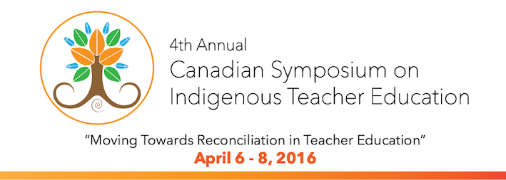 CATE - The 4th Annual Canadian Symposium on Indigenous Teacher Education