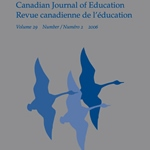 CATE - Canadian Journal of Education - Thinking Differently About Children's Play