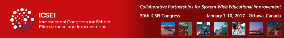 CATE - International Congress for School Effectiveness and Improvement (ICSEI)