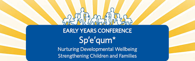 CATE - Conference Sp'e'qum: Early Years Conference