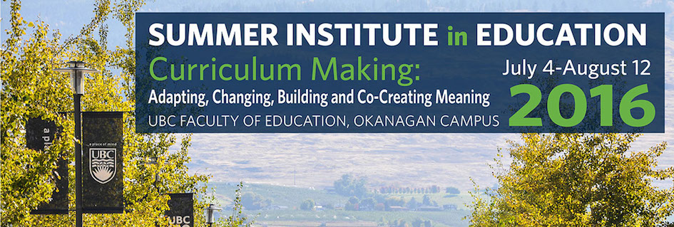 CATE - The Summer Institute in Education (SIE)