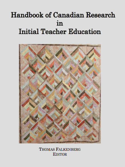Handbook of Canadian Research in Initial Teacher Education