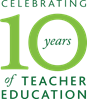 Teacher Education Departement UFV - logo